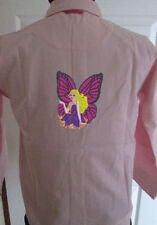 Girls' Embroidered Collared T-Shirts, Top & Shirts (2-16 Years)