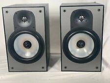 Paradigm Monitor 3 V.4 Bookshelf Speakers - Matched pair - Great sound !!!