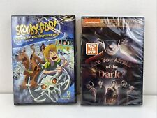 Kids Movie Night Lot Of 2 Are You Afraid Of The Dark And Scooby Doo New (Other)