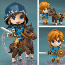 Nendoroid The Legend of Zelda 733DX# Link Breath of the Wild Deluxe PVC Figure