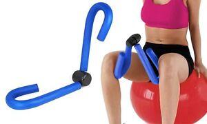 BLUE Thigh Master muscle Toner Leg Arm Exercise machine - muslo de tóner, Yes4al