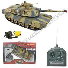 Radio Remote Control Tank T90 Airsoft BB Pellet Gun Firing Cannon Sound RC Model