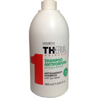 Antidandruff Shampoo 1000ml 1TH with Spa Water Thermal ® Emsibeth Antiforfora