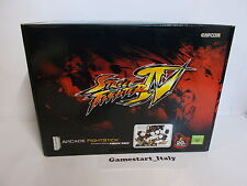 STREET FIGHTER IV ARCADE FIGHTSTICK (XBOX 360) NUOVO NEW