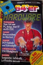 "64er Sonderheft 67 ""Hardware"" Magazin + Diskette 100% ok (Commodore C64)"