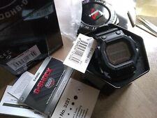 CASIO GX-56BB Negative Screen Solar Alarm World Time Chrono Watch