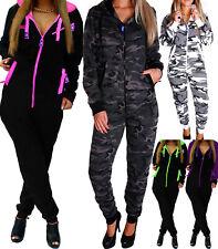 RMK Womens Jumpsuit Overalls Jogger Suit Carnival Jogger Onesie Pyjamas