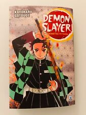Demon Slayer 1 VARIANT Limited Edition Napoli Comicon KIMETSU NO YAIBA