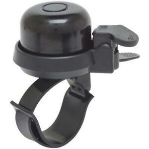 MIRRYCLE Adjustable 2 Bicycle Bell Black