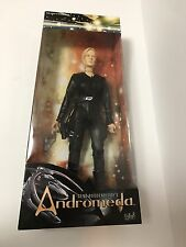 "complete set of 4 12"" Andromeda action figures Dylan, Beka, Tyr, Rev (Gene R)"