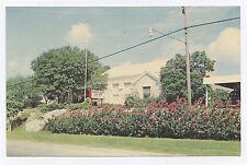 Chrome American Legion Building, Stephenville, TX 1950s Texas