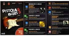 Pistoia Blues 2013 flyer 10 x 15 program 4 pages Ben Harper Beady Eyes
