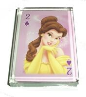 Beauty and the Beast princess Belle Acrylic Executive Desk Top Paperweight
