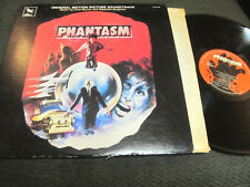 PHANTASM OST soundtrack rare NM '79 orig cult lp fred myrow malcolm seagrave WOW