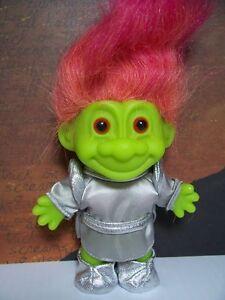 "MRS MARTIAN - 5"" Russ Troll Doll - NEW IN ORIGINAL BAG - Rare"