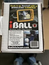 iBall Wireless Magnetic Trailer Hitch Camera