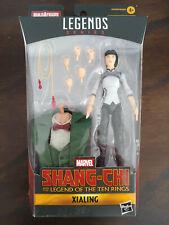 """XIALING Marvel Legends Series 6"""" Action Figure Mr. Hyde BAF Disney Shang-Chi"""