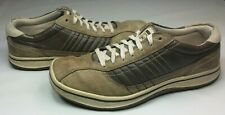 Skechers Men's Lifestyle Brand Comfort Shoes Brown Leather EUC! Size 10 EUR 43