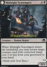4x Midnight Scavengers / Chittering Host (Mitternächtliche Grabplünderer / Fauch