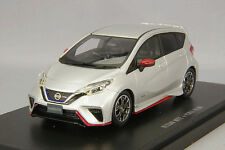 1/43 Ebbro Nissan Note e-POWER Nismo Brilliant Silver 45440