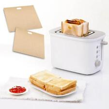 Toaster Bags Grilled Sandwich Toast Pizza Pockets Microwave Tools Reusable - LD