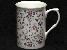 ROSE of ENGLAND PETITE PINK ROSES Fine Bone China Cylinder Medium Mug
