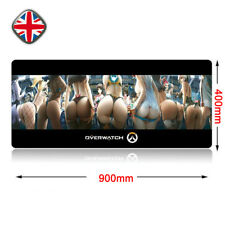 extra large mouse pad Girls sexy buttocks Non-slip mat Gaming Mousemat 900*400mm