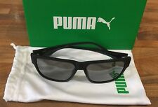 Mens  Black Puma Williamsburg Sunglasses
