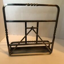 Metal Book, Picture Holder