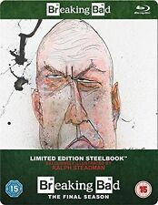 Breaking Bad The Final Season - Zavvi Limited Edition Steelbook (incl