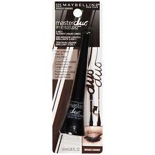 Maybelline New York Eye Studio Master Duo Glossy Liquid Liner, Bronzed Shimmer