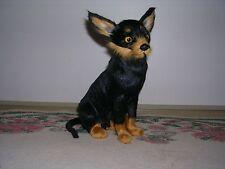 Realistic Lifelike Dog Rabbit/Goat Fur Animal D572BL
