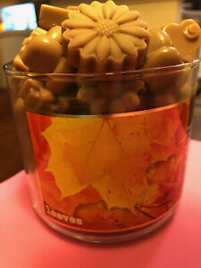 Bath and Body Works Homemade Wax Melts - Leaves 10 melts + Extra Mystery Melts