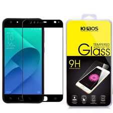 NX For Asus ZenFone 4 Selfie ZD553KL Full Cover Tempered Glass Screen Protector
