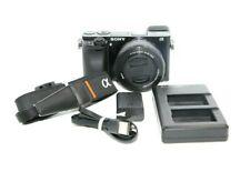 Sony a6000 - 24.3 MP Mirrorless Digital Camera with EPZ 16-50mm F3.5-5.6 Lens