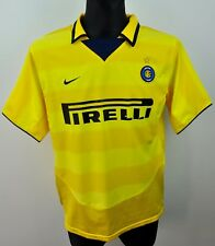 FC INTER MILAN Away Shirt 2003 Men Medium Adults Trikot Jersey Maglia Italy  M 3a5d42c96