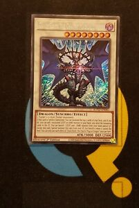 Chaos Ruler, the Chaotic Magical Dragon - ROTD-EN043 - Secret Rare 1st - YuGiOh