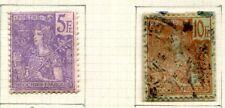 INDOCHINE 1889-1919 * und gestempelte schöne ALTE SAMMLUNG(67657c