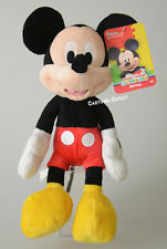 "DISNEY MICKEY MOUSE CLUBHOUSE SOFT PLUSH TOY 11"" LICENSED BEST GIFT IDEA SMALL"
