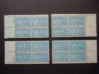 E17 13c Motorcycle Special Delivery Plate Block #23172 Matched Set MNH OG VF