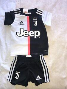 Adidas Baby Juventus Football Kit 6-9months