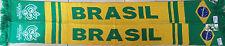 Brasilien Brasil Fanschal Schal Germany 2006 Fussball Football scarf 1