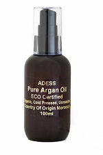 ARGAN OIL 100% COLD PRESSED PURE CERTIFIED ORGANIC MOROCCAN ARGAN OIL ....