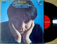 RCA Red Seal LSC 3132 lp Beethoven Schubert  SEIJI OZAWA Chicago Symphony SHRINK
