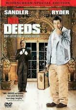 Mr. Deeds (DVD, 2002, Special Edition - Widescreen) VERY GOOD