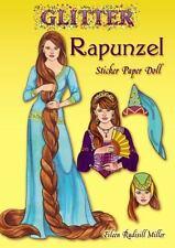 Dover Little Activity Books Paper Dolls: Glitter Rapunzel Sticker Paper Doll...