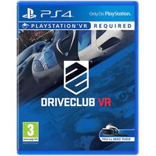 Jeux vidéo pour Course et Sony PlayStation 4 Sony