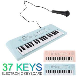 37 Keys Electronic Keyboard Piano Digital Music Key Board Musical Enlightenment