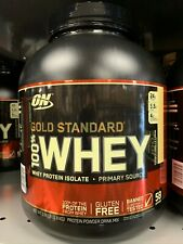 Optimum Nutrition Gold Standard 4lbs 100% Whey Protein French Vanilla