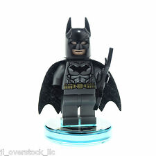 LEGO Dimensions BATMAN Mini Figure w/ Batarang & Disc Base - NEW LOOSE